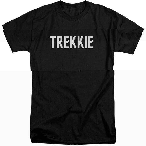 STAR TREK TREKKIE-S/S T-Shirt