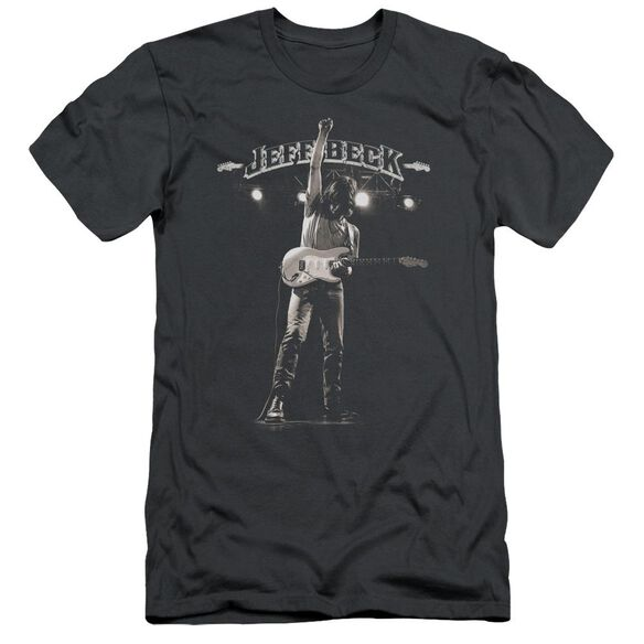 Jeff Beck Guitar God Short Sleeve Adult T-Shirt