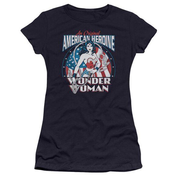 Dc American Heroine Premium Bella Junior Sheer Jersey