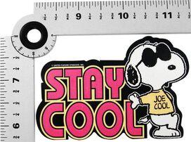 Peanuts Stay Cool Sticker