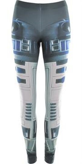 Star Wars R2-D2 Mighty Fine Leggings