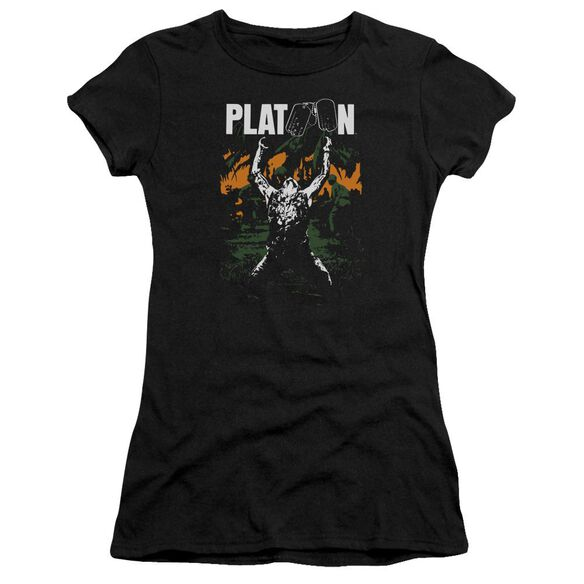 Platoon Graphic Premium Bella Junior Sheer Jersey
