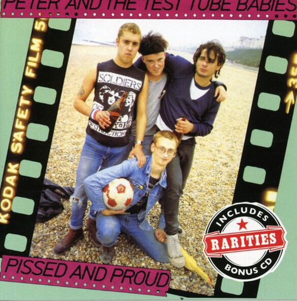 Petter & the Test Tube Babies - Pissed & Proud