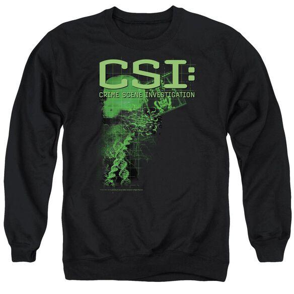 Csi Evidence Adult Crewneck Sweatshirt