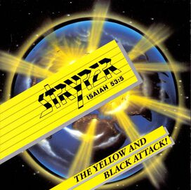 Stryper - Yellow and Black Attack!