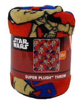 Star Wars Lightside Chewbacca Super Plush Throw Blanket