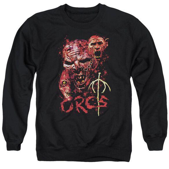 Lor Orcs Adult Crewneck Sweatshirt