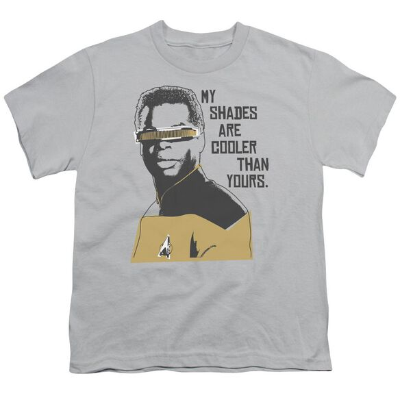 Star Trek Cooler Shades Short Sleeve Youth T-Shirt