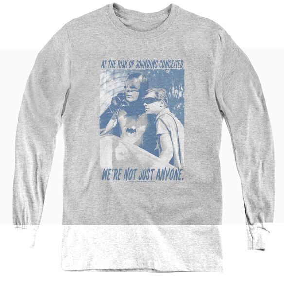 Batman Classic TV Boogie Nights-youth Long Sleeve