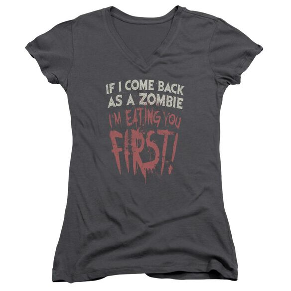 You First Junior V Neck T-Shirt