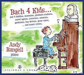 J.S. Bach / Rangell - Bach 4 Kids