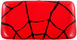Spiderman Face Clutch Wallet