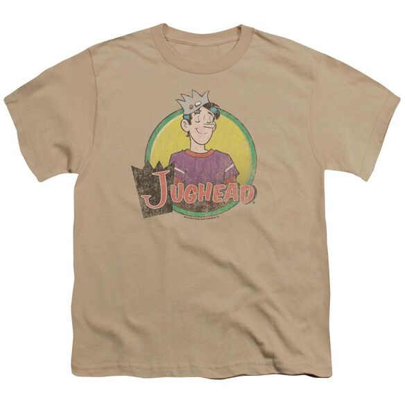 Archie Comics Jughead Distressed Short Sleeve Youth T-Shirt