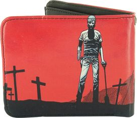 Walking Dead Comic Rick Graveyard Bifold Wallet