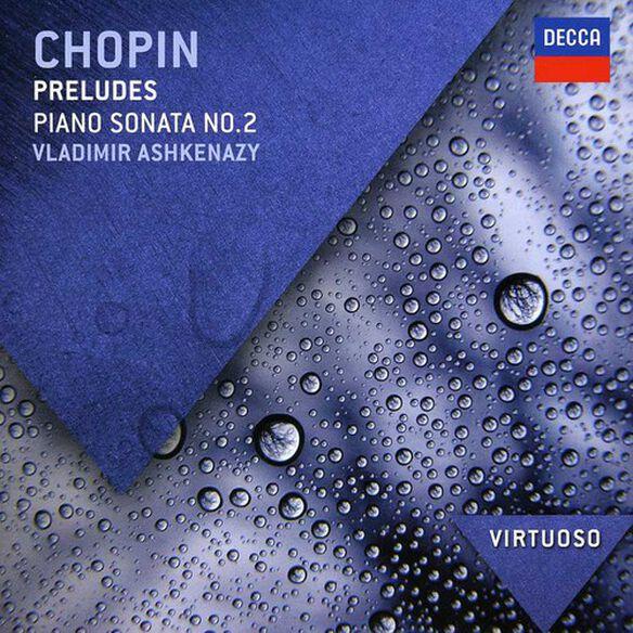 Vladimir Ashkenazy - Virtuoso-Chopin: Preludes