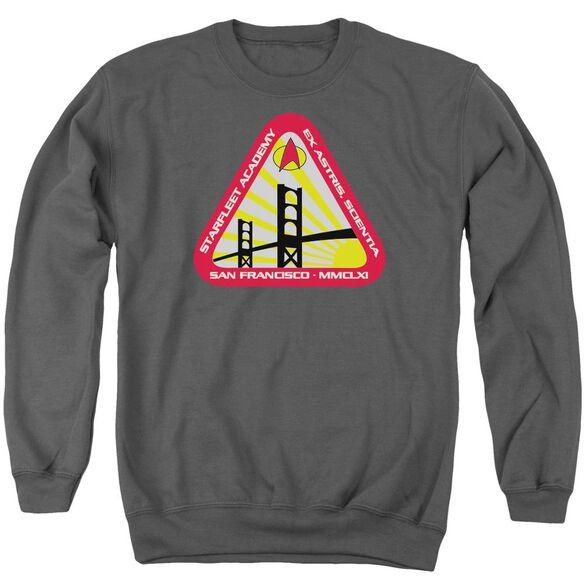 Star Trek Starfleet Academy Adult Crewneck Sweatshirt