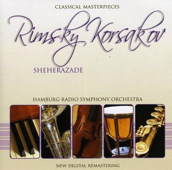 Rimsky Korsakov: Sheherazade (Arg)