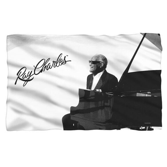 Ray Charles Sunny Ray Fleece Blanket