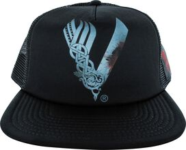 Vikings Logo Trucker Hat