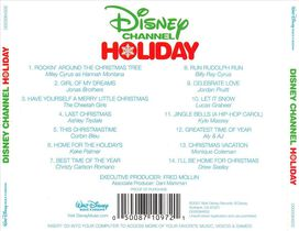 Various Artists - Disney Channel Holiday