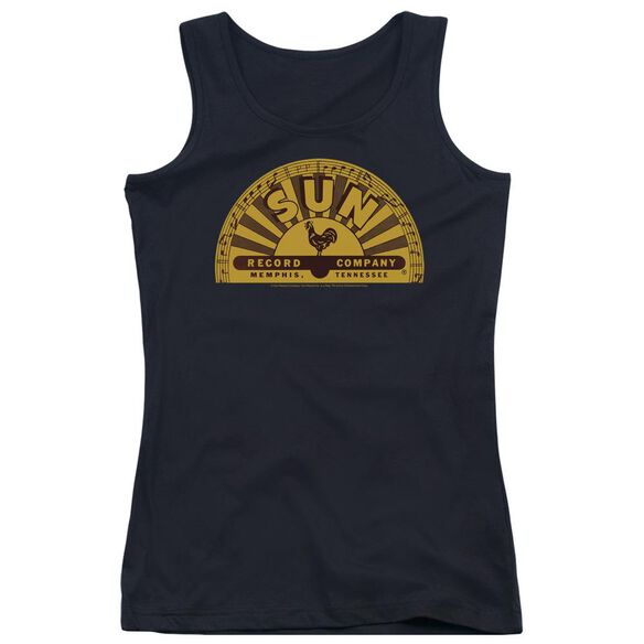 Sun Traditional Logo Juniors Tank Top