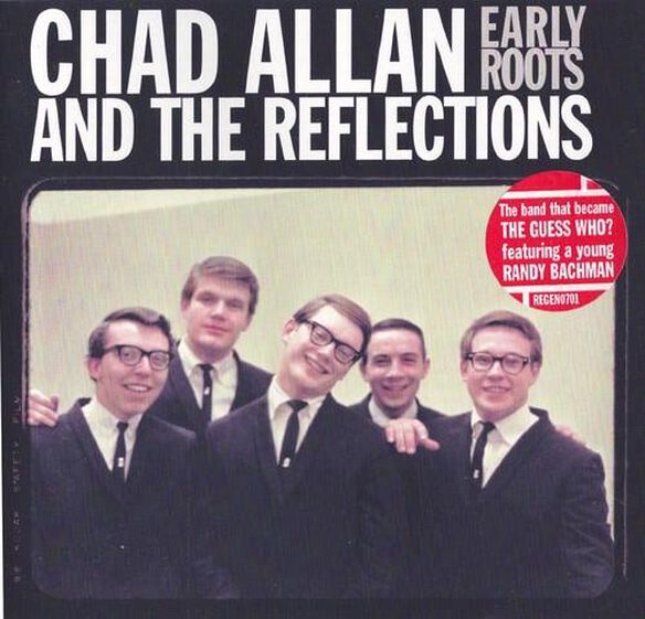 Chad Allan & Reflections