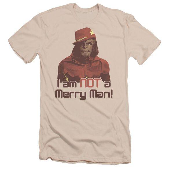 Star Trek Not Merry Short Sleeve Adult T-Shirt
