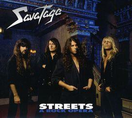 Savatage - Streets