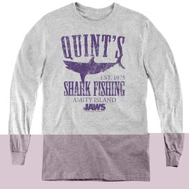 Jaws Quints-youth Long Sleeve