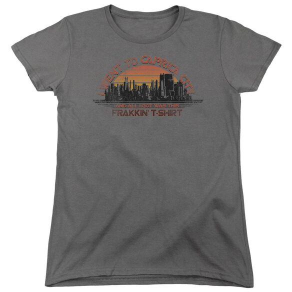 BSG CAPRICA CITY-S/S T-Shirt