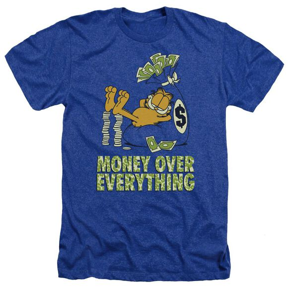 Garfield Money Is Everything Adult Heather Royal