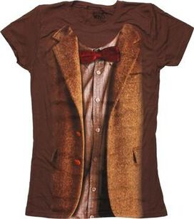 Doctor Who 11th Doctor Costume Baby Tee