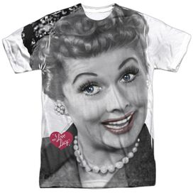 I LOVE LUCY TIMELESS-S/S ADULT T-Shirt