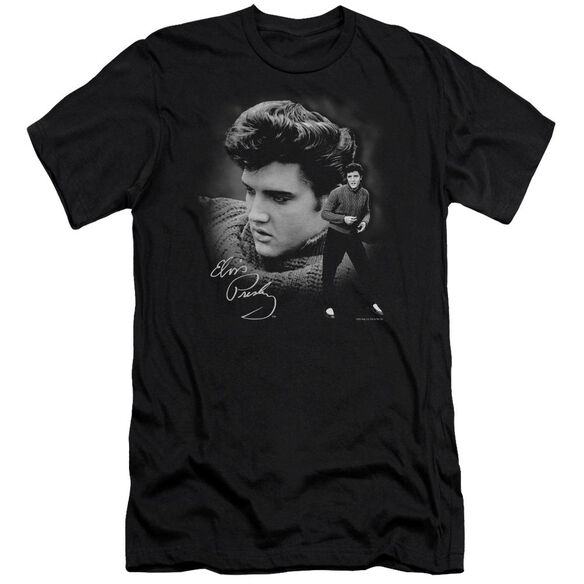 Elvis Sweater Short Sleeve Adult T-Shirt