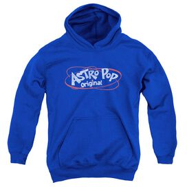 Astro Pop Vintage Logo Youth Pull Over Hoodie
