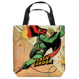 Flash Gordon Space Tote Bag