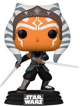 Funko Pop! Star Wars: The Mandalorian - Ahsoka w/ Sabers