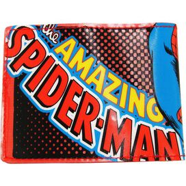 Spiderman Fat Free Wallet