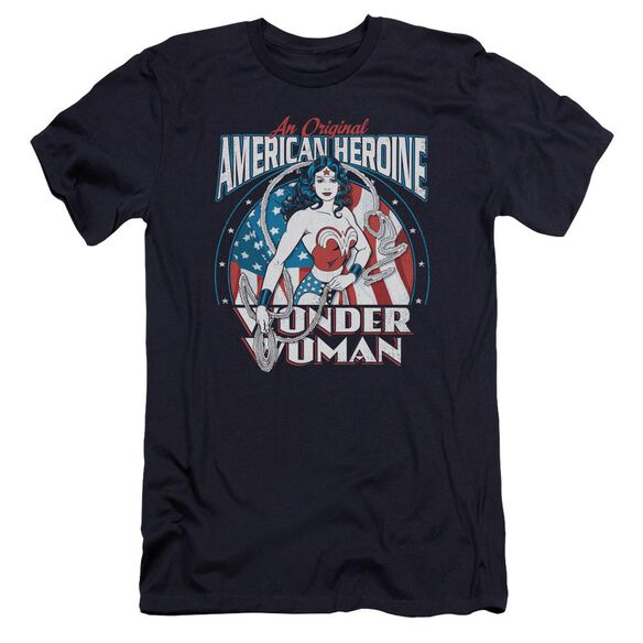 Dc American Heroine Premuim Canvas Adult Slim Fit