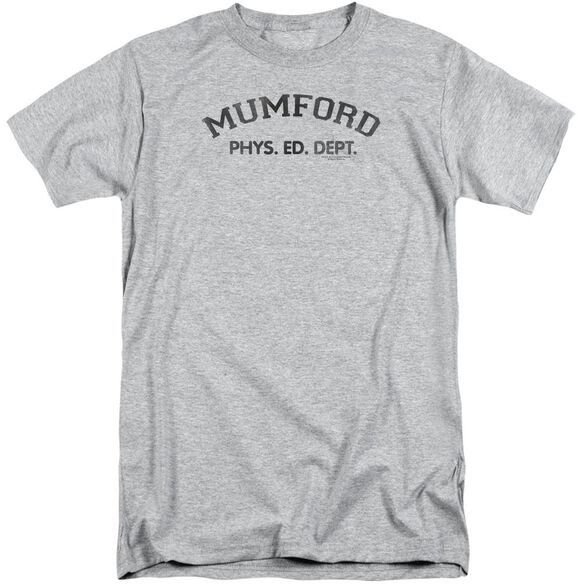 Beverly Hills Cop Mumford Short Sleeve Adult Tall Athletic T-Shirt