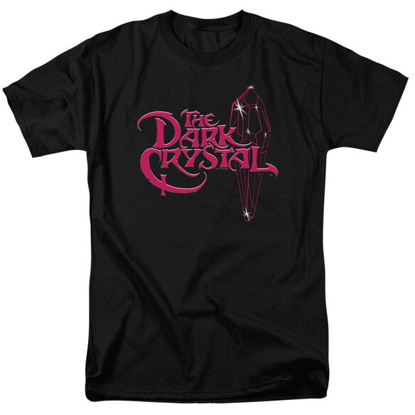 Dark Crystal Bright Logo Short Sleeve Adult T-Shirt