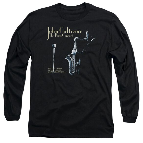 John Coltrane Paris Coltrane Long Sleeve Adult T-Shirt