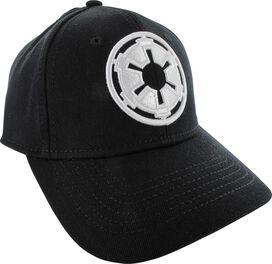 Star Wars Galactic Empire Imperial Logo Flex Hat