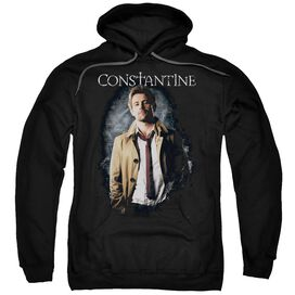 Constantine Smoker Adult Pull Over Hoodie