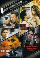 Image of 4 Film Favorites: Fast Action Collection