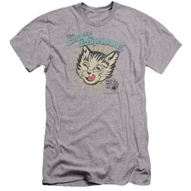 Puss N Boots Cats Pajamas Premuim Canvas Adult Slim Fit Athletic