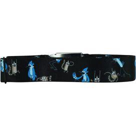 Regular Show Duo Seatbelt Mesh Belt