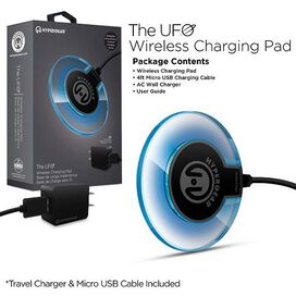 HyperGear UFO Qi Wireless Charging Pad