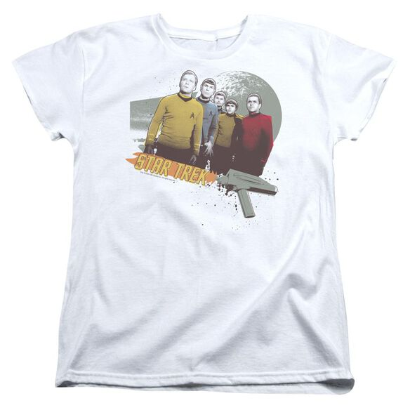Star Trek Strange New Worlds Short Sleeve Women's Tee T-Shirt