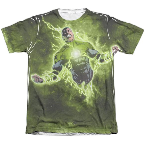 Green Lantern Inner Strength Adult Poly Cotton Short Sleeve Tee T-Shirt